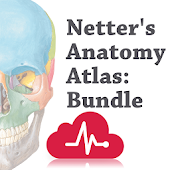 Netter's Anatomy Atlas: Bundle Android APK Download Free By Skyscape Medpresso Inc