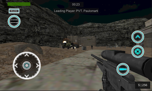 Masked Shooters - Online FPS  screenshots 2