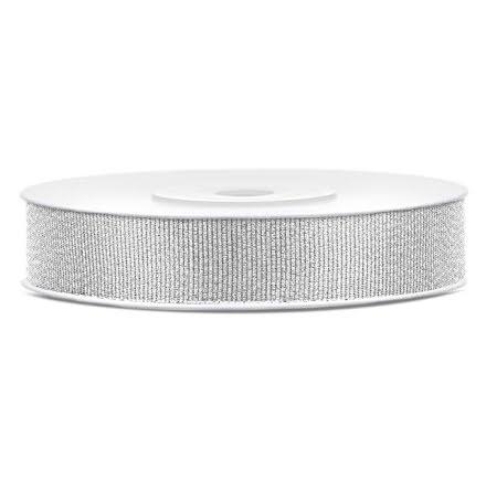 Glitterband - Silver