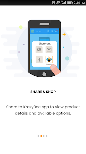 KrazyBee Easy EMI for students- screenshot thumbnail