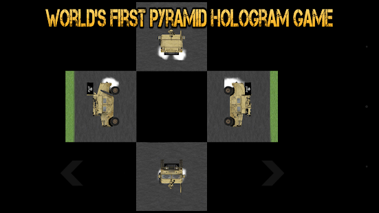 Holo Hummer Game- screenshot thumbnail