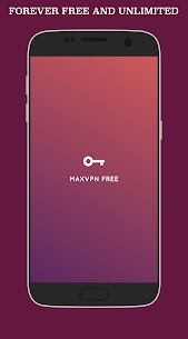 MaxVPN – Free Fast Connect & Unlimited VPN client App Download For Android 1