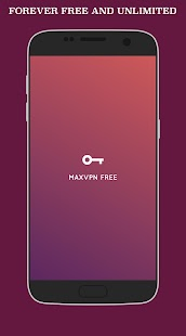 MaxVPN - Free Fast Connect & Unlimited VPN client Screenshot