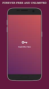 MaxVPN - اتصال سريع مجاني وعميل VPN غير محدود Mod
