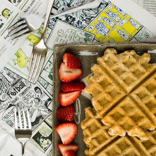 Best-Ever Vegan Waffles