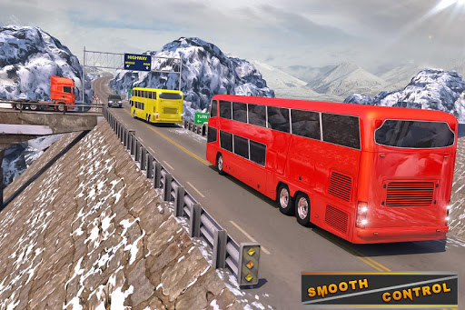 Offroad Bus Game 1.0 screenshots 3
