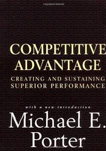 Competitive Advantage book