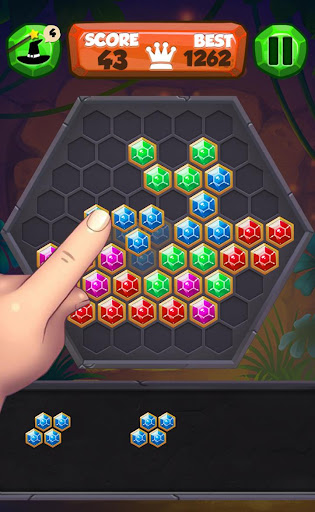 Block Hexa Puzzle (Free) 1.0 screenshots 5