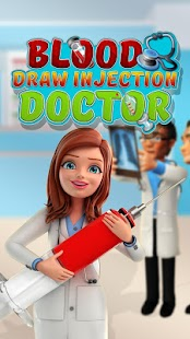 Draw Blood Injection Simulator - náhled