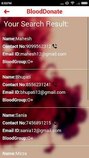 Blood Donate|玩健康App免費|玩APPs