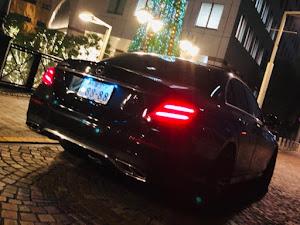 Eクラス セダン  W213 E350e Avantgarde Sports 2018年式のカスタム事例画像 ひろさんの2018年11月05日21:11の投稿