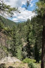 Photo: Mountain snapshot along Route 63 in Pecos Canyon