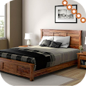 Latest Wood Carving Bed Design icon