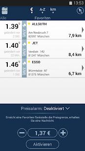 clever-tanken.de- screenshot thumbnail