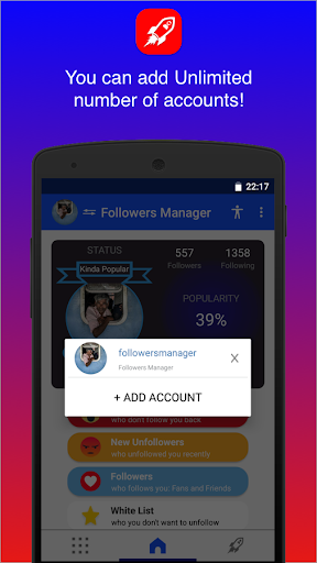 Followers Chief 1.4.4 screenshots 3