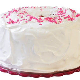 Vanilla Angel Food Cake Icing Recipes