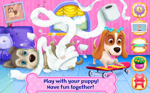 Puppy Life - Secret Pet Party screenshot