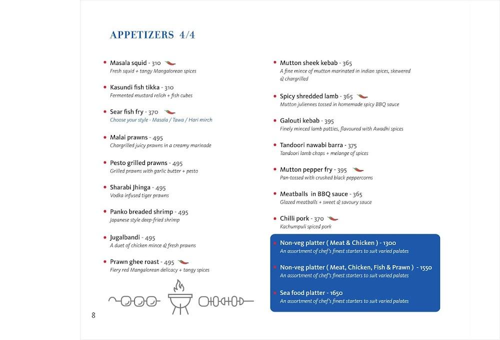 Mishmash menu 28