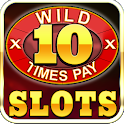 Slot Machine: Free Ten Times Pay Slots icon