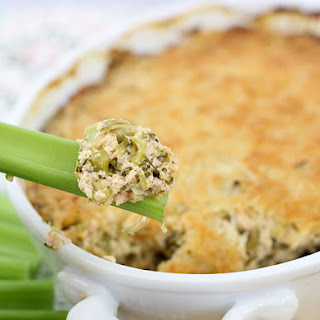 Sriracha Broccoli Dip with Greek Yogurt Recipe