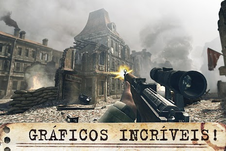 World War Heroes: WW2 Jogo de tiro Screenshot