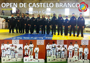 Photo: Open de Castelo Branco - cadetes e juvenis