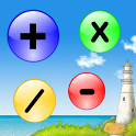 PopMath Lite icon