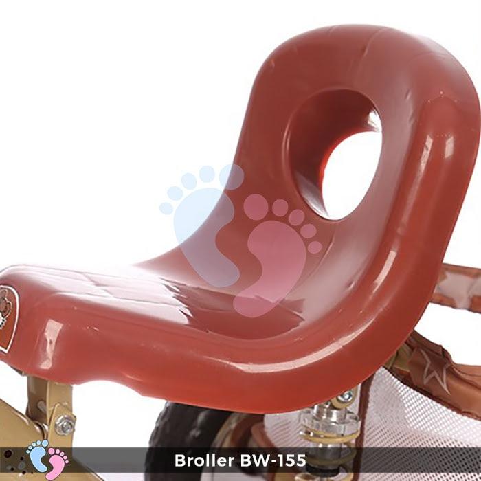 Xe đạp 3 bánh cho bé Broller XD3-155 10