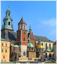 Photo: Catedral. Colina Wawel.Cracovia (Polonia) http://www.viajesenfamilia.it/CRACOVIA.htm