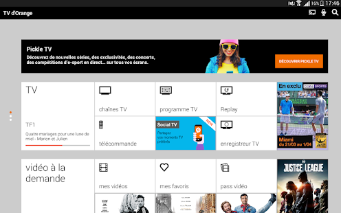 Download TV d'Orange, live-replay-vod For PC Windows and Mac apk screenshot 7
