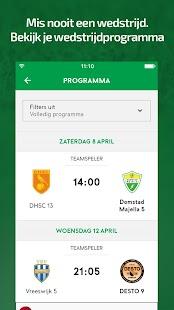 Voetbal.nl - náhled