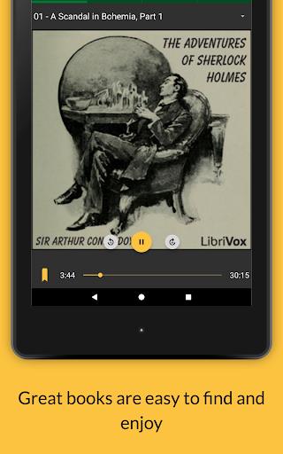LibriVox Audio Books Free  screenshots 18