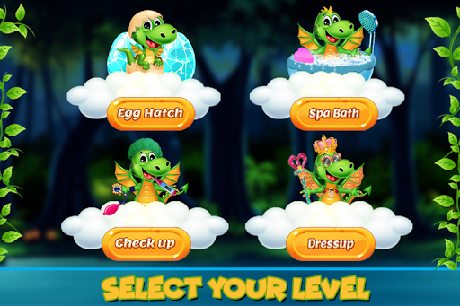 Dragon Cleanup Salon & Spa Game: Makeup & Makeover 1.0 screenshots 2