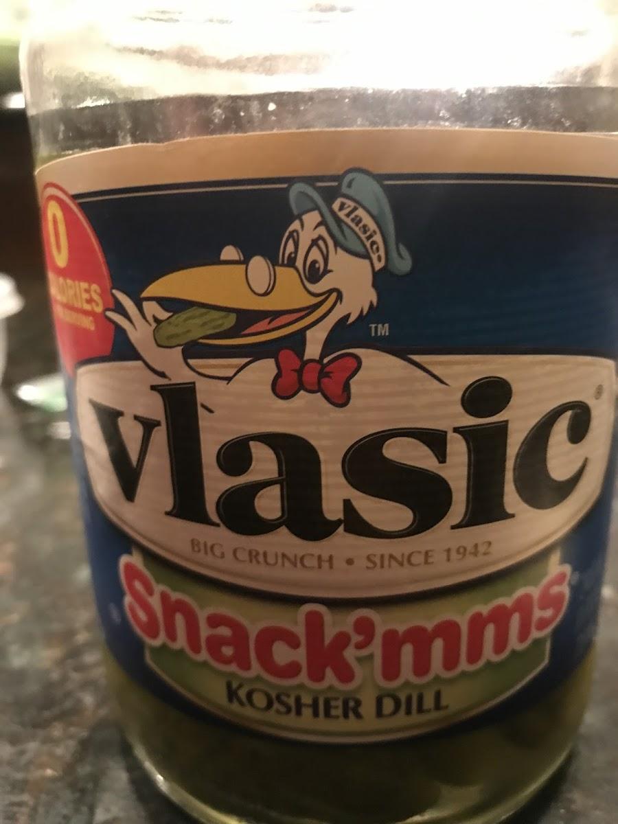 Snack'mms Kosher Dill