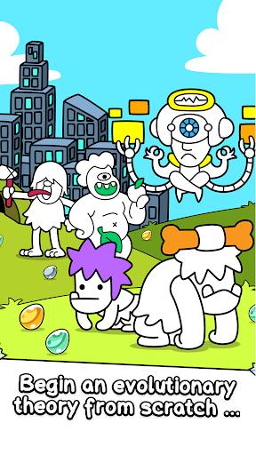 Human Evolution - Create your own Mankind! 1.0 screenshots 1