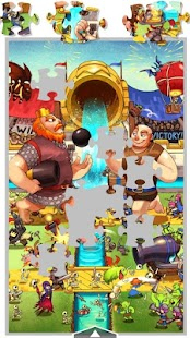 Jigsaw Puzzles: Fan Arts of Clash Royale - náhled