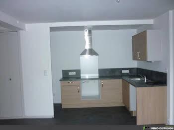 Appartement 4 pièces 62,69 m2