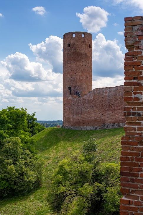 zamek w Czersku, Czersk