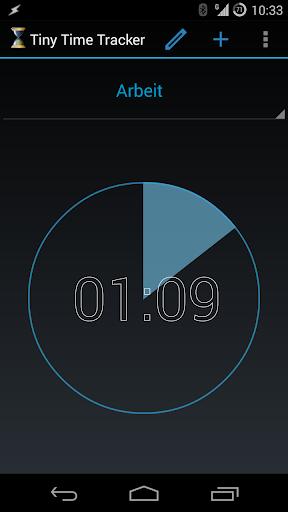 Tiny Time Tracker