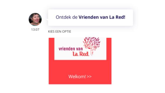 Vrienden van La Red