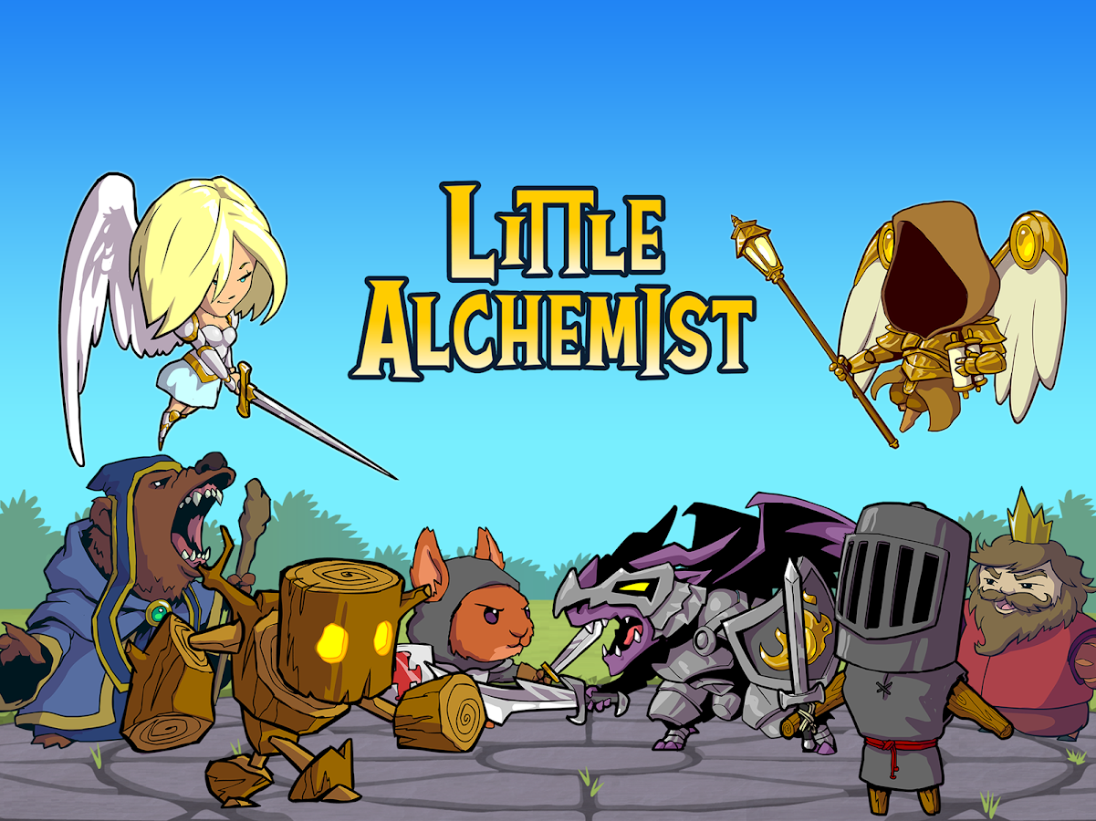 Little Alchemist- screenshot