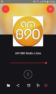RADIO LIBRE AM 890- screenshot thumbnail