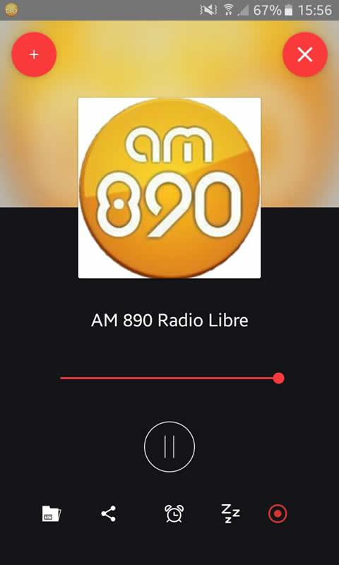 RADIO LIBRE AM 890- screenshot
