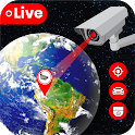 Live Earth Map: Discover Earth Cam - Satellite Map icon