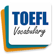 TOEFL preparation app. Learn English vocabulary