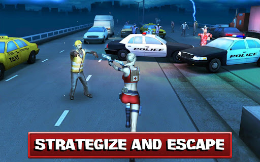 Dead Route: Zombie Apocalypse apkpoly screenshots 8