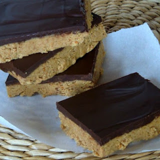 Dark Chocolate Peanut Butter Bars Recipes