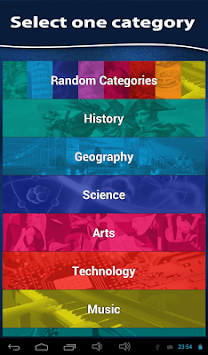 Quiz of Knowledge apk screenshot