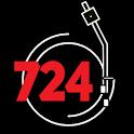 TRANCE724 icon