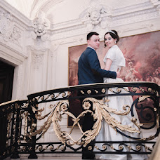 Fotógrafo de casamento Polina Evtifeeva (terianora). Foto de 26.04.2017